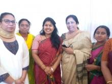 Karnataka Election with candidates Saumya Reddy