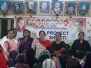Launching Project Shakti at Shivaji Nagar North East District Mahila Congress Committee