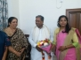 Met Shri Siddaramiah CLP Leader and ExCM in Bangalore