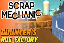 Scrap Mechanic v0